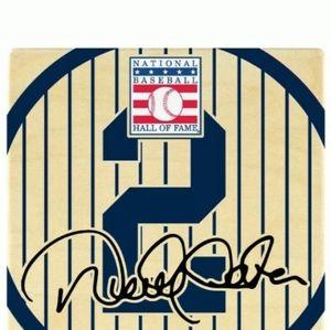 Derek Jeter Hall of Fame Coaster